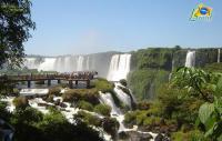 Destino Foz do Iguaçu 25/08/2013